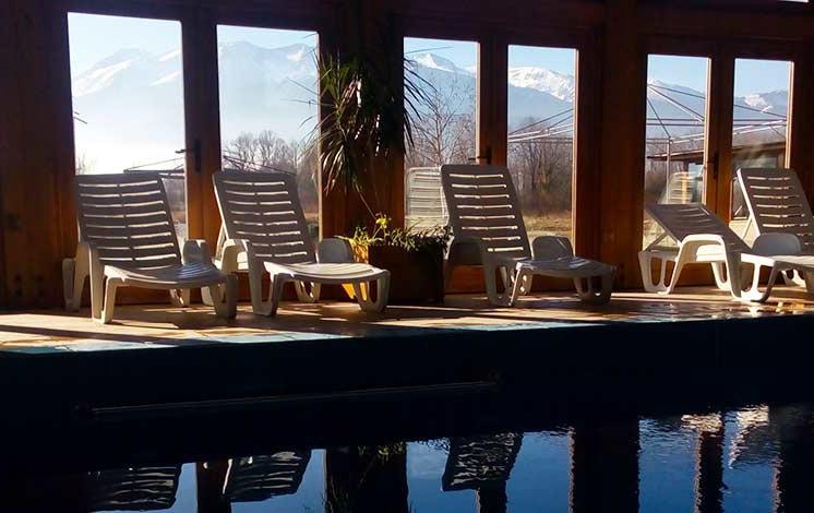 Ски и спа хотел минерална вода Баня Банско
